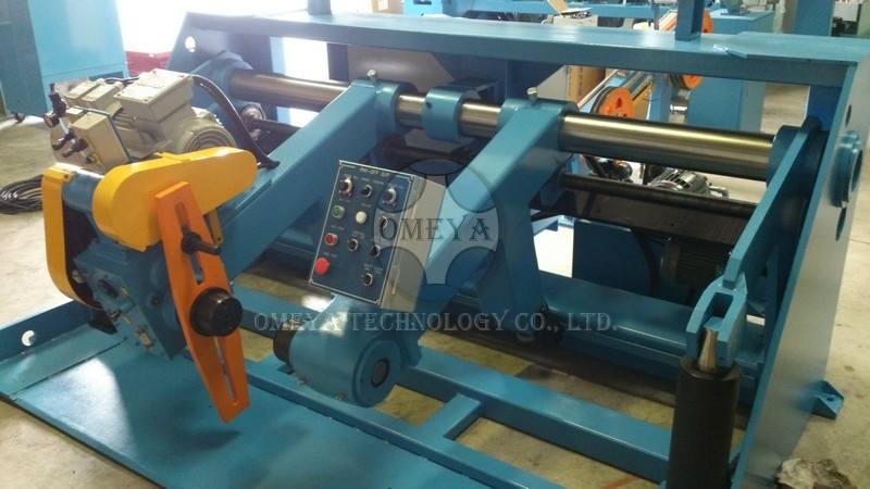 Cantilever Type Pay Off Stand Omeya Technology